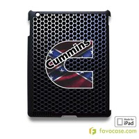 CUMMINS 2 Diesel iPad 2 3 4 5 Air Mini Case Cover