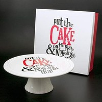 cake stand by swings & pretty things | notonthehighstreet.com