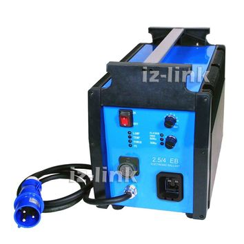 HMI Electronic Ballast for M40 High Speed 1000Hz 220~240V 2500W 4000W 2.5/4K