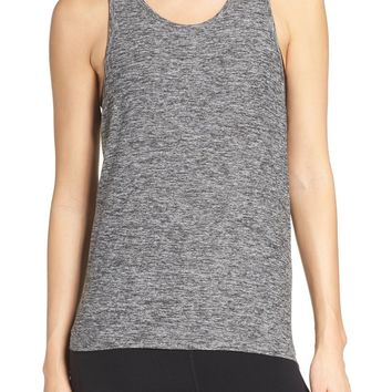 Beyond Yoga Featherweight Link Muscle Tee | Nordstrom