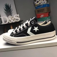 """Converse"" Unisex Classic Fashion Canvas Plate Shoes Couple Casual Skateboard Shoes"