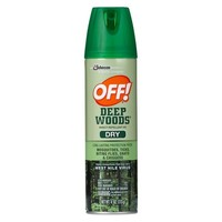 OFF!® Deep Woods® Insect Repellent VIII - Dry (4 oz)