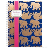 Lilly Pulitzer Mini Notebook- Tusk in Sun