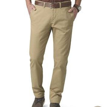 Virginia Tech Hokies Dockers Game Day Khaki Pants, Slim Tapered - Men's