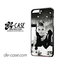 Audrey Hepburn Breakfast At Tiffanys DEAL-1127 Apple Phonecase Cover For Iphone 6 / 6S Plus