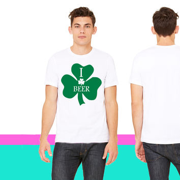 I Shamrock Beer 1 T-shirt