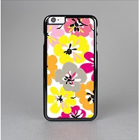 The Bright Summer Brushed Flowers  Skin-Sert Case for the Apple iPhone 6