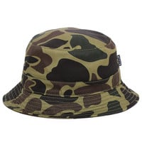 MTVTN Bucket Hat Duck Camo