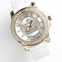 Juicy Couture Pedigree Jelly Strap Watch