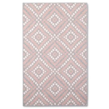 "Threshold™ Cora Accent Rug Accent Rug Rose (2'6""x4)"