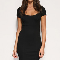 'The Samantha' Classic Little Black Dress
