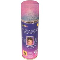 HAIRSPRAY GLITTER MULTI-COLOR