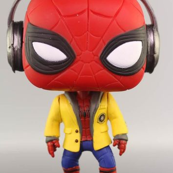 Funko Pop Marvel, Spider-Man Homecoming #265