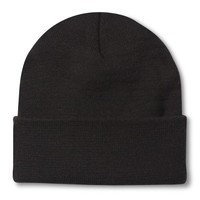 Men's Solid Beanies