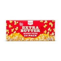 Butter Popcorn - 24ct - Market Pantry™