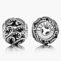 Women's PANDORA 'Essence - Freedom' Bead Charm