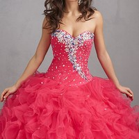 Allure Quinceanera Q415 Dress