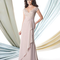 Mother of the Bride Dresses – Montage by Mon Cheri 114917 A Line Chiffon