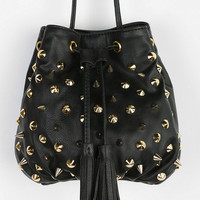 Urban Outfitters - Deena & Ozzy Studded Mini Bucket Bag