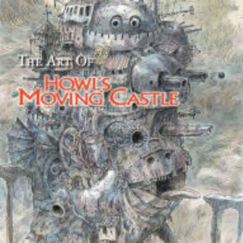The Art of Howl's Moving Castle