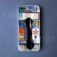 Iphone 5 Case - Payphone Iphone 5 Cover