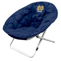 Notre Dame Fighting Irish NCAA Adult Sphere Chair