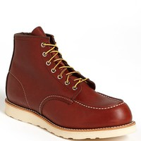 Men's Red Wing Moc Toe Boot (Online Only)