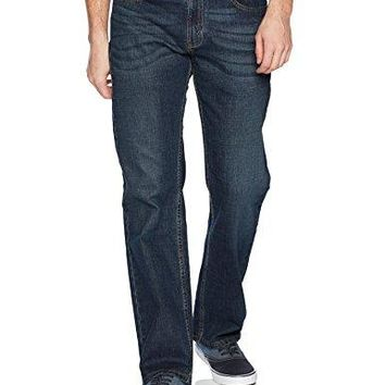 Signature by Levi Strauss & Co. Gold Label Men's Relaxed Fit Jeans, Headlands, 44W x 30L