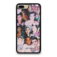 DOLAN TWINS COLLAGE iPhone 4/4S 5/5S/SE 5C 6/6S 7 8 Plus X Case