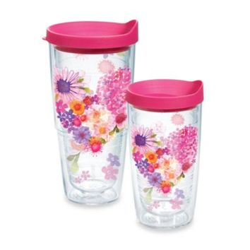 Tervis® Floral Hearts Wrap Tumbler with Lid