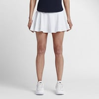 The NikeCourt Baseline Women's Tennis Skirt.