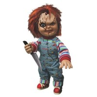 "Mezco Toyz Chucky Child's Play 15"" Action Figure"