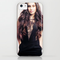 Lauren Jauregui iPhone & iPod Case by Stephanie M