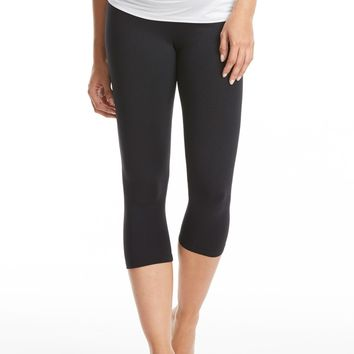 David Lerner Cropped Maternity Legging