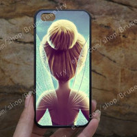 Tinkerbell - Disney princess iphone case,phone case,galaxy S5 case,iPhone 5C 5/5S 4/4S,samsung galaxy S3/S4/S5,Personalized Phone case