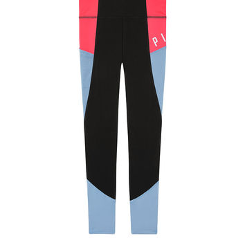 Ultimate High Waist Colorblock Legging - PINK - Victoria's Secret