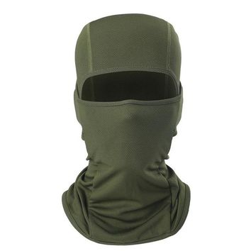 Cycling Face Mask Winter Outdoor Sports Headgear Warm Scarf Quick-drying Fabric Hat Tactical Mask