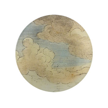 Clouds Round Plate - New Home, Gifts & Beauty - Catbird