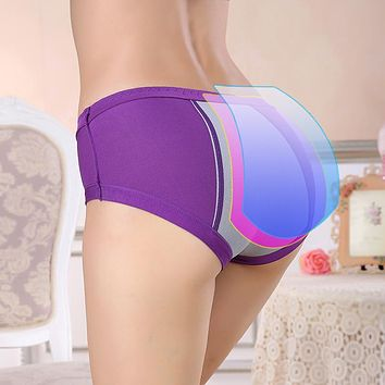 Women's Menstrual Sanitary Period Leak Proof Modal Seamless Panties Underwear Women's Modal Cotton Briefs Bragas Mujer Calcinha