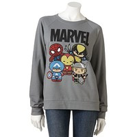 Mighty Fine Marvel Comics Sweatshirt - Juniors