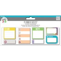 Create 365™ Planner Basics™ Sticky Notepads, Neon