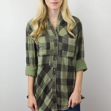 Coney Plaid Shirt