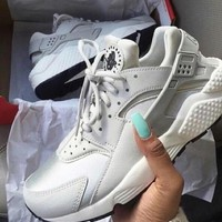 Nike Air Huarache Women Running Sport Casual Shoes Sneakers1