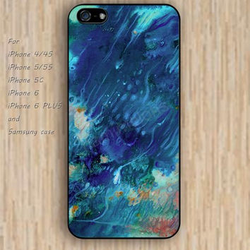 iPhone 6 case Blue Storm iphone case,ipod case,samsung galaxy case available plastic rubber case waterproof B043