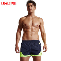New Men's Swimming Trunks Beach Shorts Surf Board Swim Fitness Swimsuit Men Boxer Shorts Swimwear Swimsuits maillot de bain