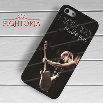 5SOS Lyric Quote Art - z321z for iPhone 6S case, iPhone 5s case, iPhone 6 case, iPhone 4S, Samsung S6 Edge