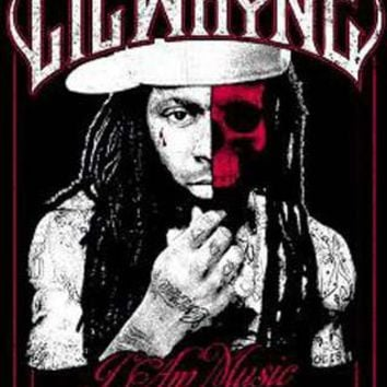 Lil Wayne I Am Music  Blacklight Poster 23x35