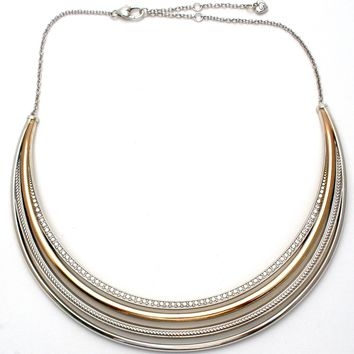 Neptune's Rings Collar Necklace by Brighton
