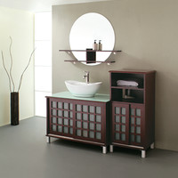 Modern Bathroom Vanity - Moonlight