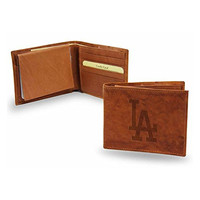 Los Angeles Dodgers MLB Manmade Leather Billfold